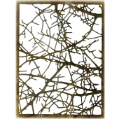 Sizzix Tim Holtz - Thinlits Die - Tangled Twigs - 663086